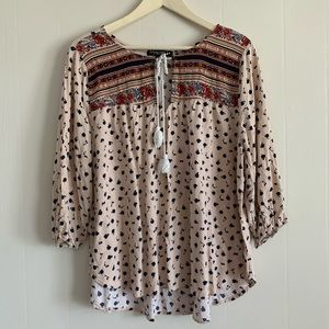 Living Doll Peasant Top